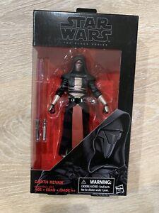 Hasbro Star Wars The Black Series Darth Revan 6 inch NEW