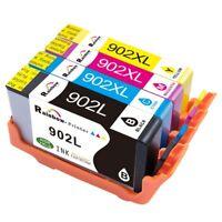 Lot 902XL 902 L Ink for HP Officejet Pro 6950 6960 6968 6970 6975 6978 6979
