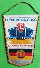 Sportvereinigung DYNAMO Schwerin DDR Wimpel