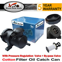 Oil Catch Can Turbo Patrol Diesel for Prado Hilux PJ Mazda Navara Pajero D-Max