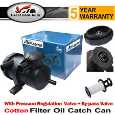 200 Oil Catch Can Turbo Patrol Diesel for Prado Hilux BT50 Navara Pajero D-Max