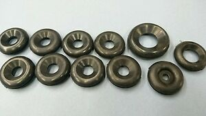 WILLYS MB FIREWALL, BODY AND ENGINE GROMMET SET