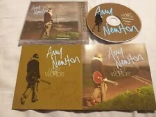 Amy Newton - Lost For Words (CD 2005) 15 Songs - Devon Folk Artist - Autographed