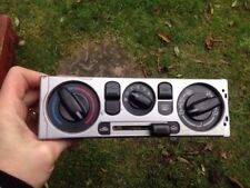 MAZDA MX5 MK2, MK2.5 HEATER CONTROLS IN SILVER