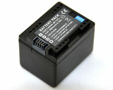 Decoded Battery for BP-727 Canon LEGRIA HF M52 HF M56 HF M60 HF M506 Camcorder