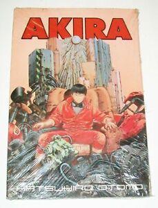 AKIRA - HATSUHIRO OTOMO - NORMA EDITORIAL - 6 LITOGRAFIE - PORTFOLIO NUOVO NEW