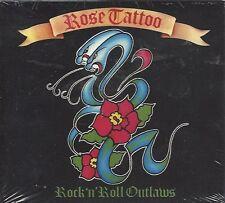 ROSE TATTOO - ROCK 'N' ROLL OUTLAWS - (still sealed digi-pak cd) - DPX CD 607