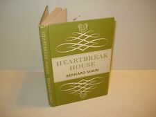 1961 HEARTBREAK HOUSE A Fantasia in the Russian Manner Play BERNARD SHAW Book
