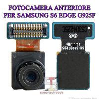 FLAT CAMERA FRONTALE ANTERIORE  FOTOCAMERA PER SAMSUNG GALAXY S6 EDGE G925F