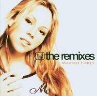 "MARIAH CAREY ""THE REMIXES"" 2 CD NEU"