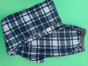 Boy's Calvin Klein Plaid Pajama Sleepwear Lounge Pants, Sz -XL 16-18