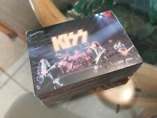 Kiss Alive (1975/1976 Era) New Sealed Collector Cards! Complete 72-Card Set!