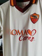 Maglia Ufficiale Preparata Roma Autografata Signed Totti De Rossi Caprari No...