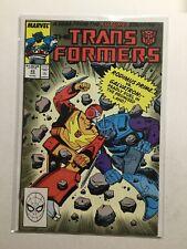 Transformer 43 Near Mint Nm Marvel