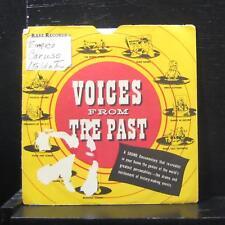 """Enrico Caruso - Italia N Tenor 7"""" VG M 302 Mono Vinyl 33 Etched B Side"""
