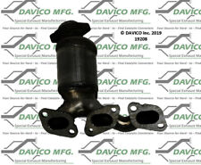 Catalytic Converter-Exact-Fit - Manifold Right Davico Exc CA 19208