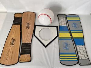 Hunter Baseball Ceiling Fan Reversible Blades Bat Glove Ball Home Plate 21841