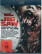 Jig Saw - Surviving is the Name of the Game - Blu-ray - FSK 18 - NEU OVP