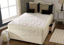 Coil Spring Medium Beds with Divan Mattresses
