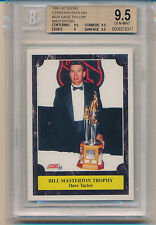 1991 Score Canadian Dave Taylor (Bill Masterton Trophy) (#325) BGS9.5 BGS