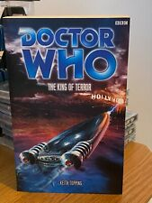 doctor who book -  THE KING OF TERROR