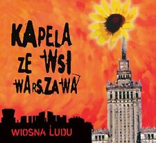 Warsaw Village Band [Kapela ze Wsi Warszawa] - Wiosna Ludu [Reedycja] CD+DVD