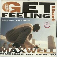 A4 / 45 TOURS  2 TITRES /  DEBBIE FRENCH  GET FEELING