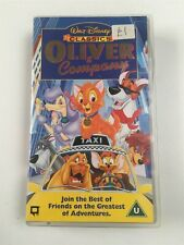 Oliver & Company - Disney - VHS Tape