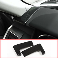For Range Rover Sport 2014-2017 Carbon Fiber Dashboard Decoration Cover Trim