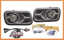 Morimoto XB Type Ram LED Fog Lights For 15 16 17 18 Dodge Ram 2500 3500 5500K