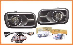 Morimoto XB Type Ram LED Fog Lights For 15 16 17 18 Dodge Ram 2500 3500 5500K