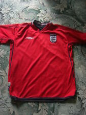 Mens Football Shirt - England Reversible - Umbro - Red / Blue