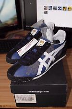 Bruce Lee Onitsuka Tiger Corsair - Jeet Kune Do Blue Sneakers, Ltd to ONLY 100!