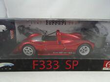 1:18 Mattel Elite #L2975 Ferrari F333 Sp Redmetallic - Rare §