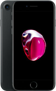 iPhone 7 - Unlocked (GSM) - 256GB - Black - Good