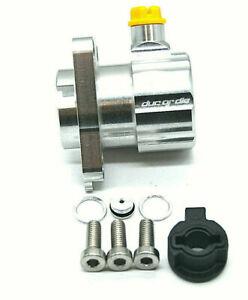 NEU Ducati Kupplungsdruckzylinder Hypermotard 796 1100  Silber 3 Jahre Garantie