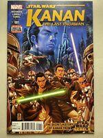 Kanan The Last Padawan 1 • Marvel Comics 2015 • Ezra Bridger & Sabine Wren • C