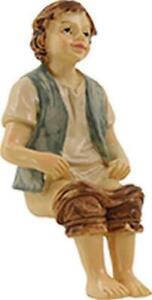 Krippen Johannes Krippenfiguren Kloositzer für Figuren Größe ca.9cm