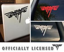 Official Van Halen Set of 3 Rub-On Vinyl Decals Stickers Weatherproof ships free