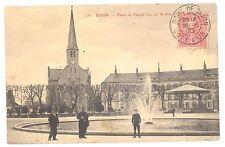 CPA 21 - DIJON (Côte d'Or) - 151. Place du Peuple (ancienne place Saint-Pierre)