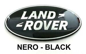 Stemma LAND ROVER 86 x 43 mm evoque range rover velar sport logo fregio badge