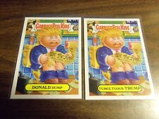 Garbage Pail Kids As American as Apple Pie Donald Dump/Tumultuous Trump GPK