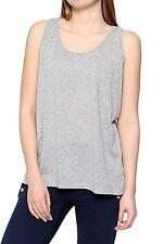 Damenblusen,-Tops & -Shirts im Trägertops-Stil mit Träger und Baumwollmischung für Freizeit