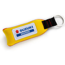 New - Suzuki Genuine Accessory - Keyring - Suzuki Floating (Marine) - 990F0-SMFK