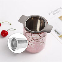 Stainless-Steel Loose Tea Leaf Strainer Herbal Spice Infuser Filter Diffuser