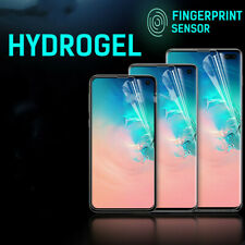 HYDROGEL Screen Protector For Samsung Galaxy Note 9 10+ S9 S10 S20 Ultra Plus 5G