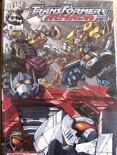 Transformers ARMADA Serie 3 di 3 - Mega Cult n°16 2002 ed. Marvel Panini [G.170]