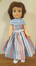 "14"" Ideal P-90 hard plastic Harriet Hubbard Ayer in nice outfit Ec"