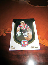 2014 NRL TRADERS ROOSTERS JAKE FRIEND SEASON TO REMEMBER HERITAGE ROUND CARD