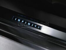 New OEM Infiniti FX35 FX50 Illuminated Kick Plates 2009-2012